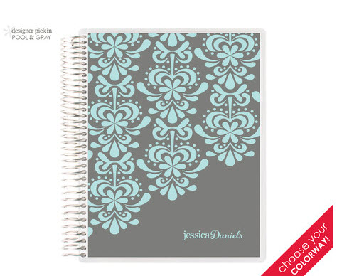 Erin Condren Deluxe Notebook $35