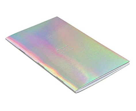 Hologram Notebook $5 PopSugar